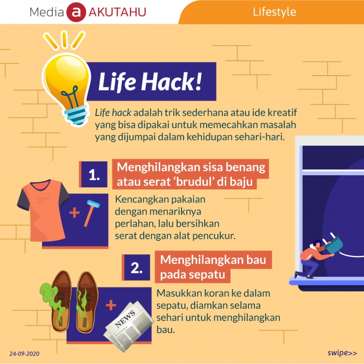 Life Hack!