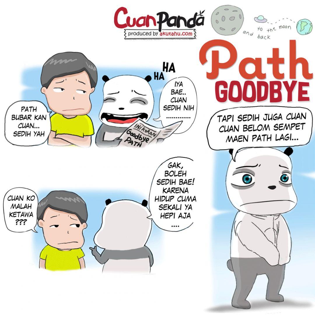 Goodbye Path