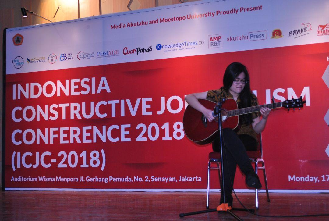 ICJC 2018 Sukses, Positive Journalism Harus Dikembangkan