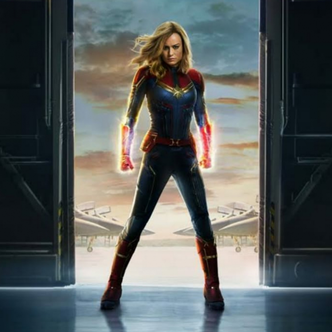 Captain Marvel, Pahlawan Baru yang Tak Siap Menerima Kenyataan