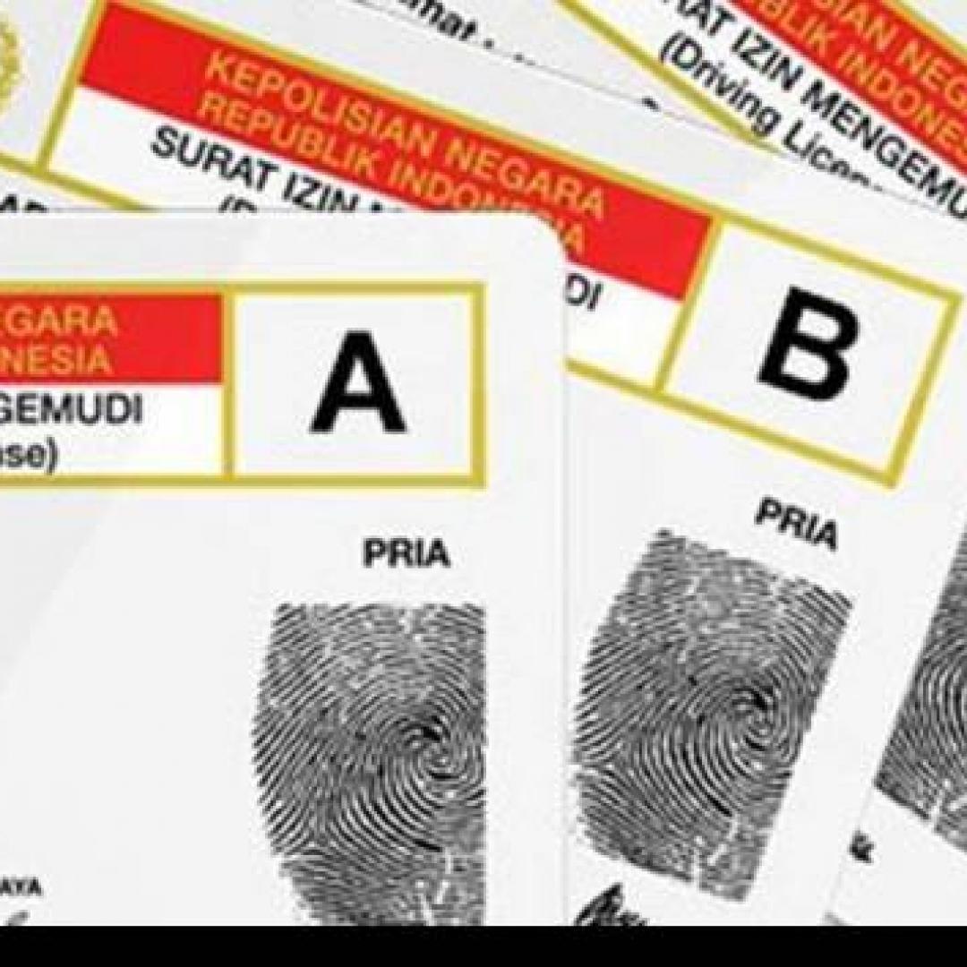 Pembuatan SIM Gratis Tanggal 1 Juli