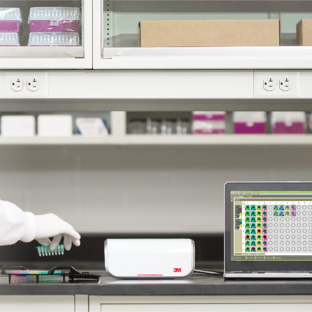 Teknologi MDS, Pendeteksi Bakteri Pada Makanan