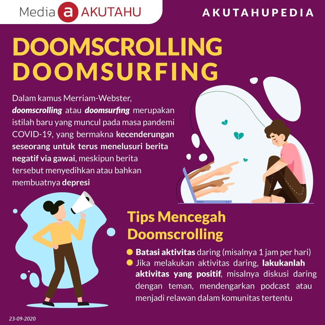 DOOMSCROLLING-DOOMSURFING