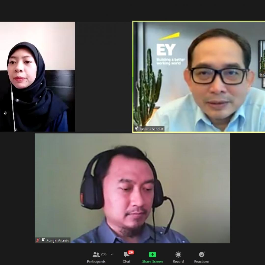 Pengurus Baru ISACA Indonesia Periode 2021-2023 Terpilih!