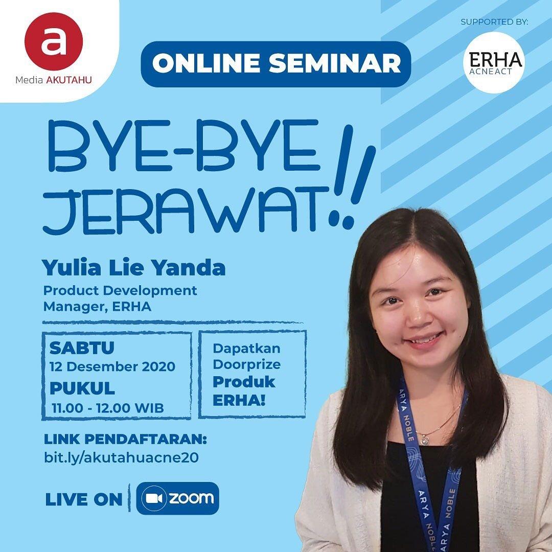 Bye Bye Jerawat