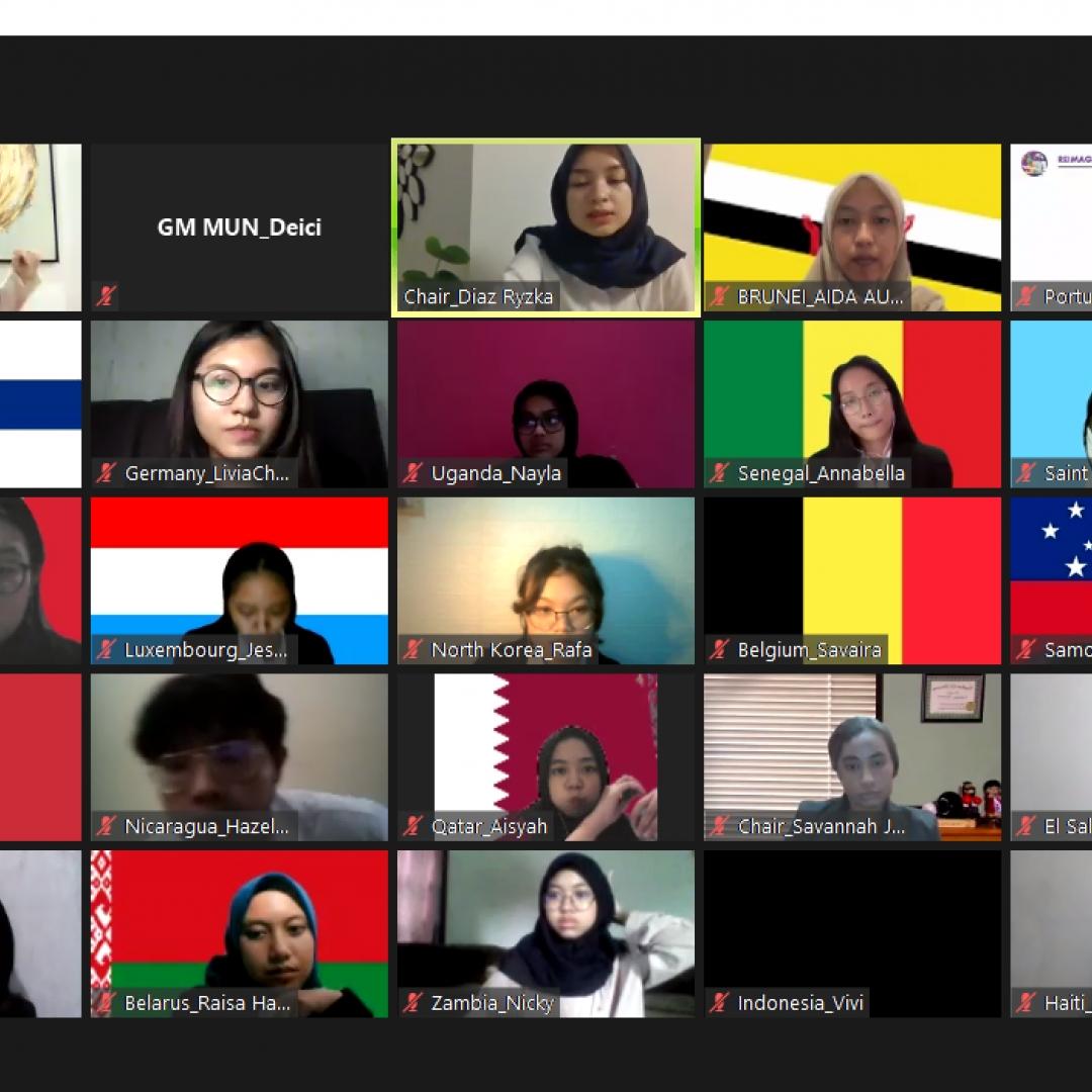 GMG Hadirkan Beasiswa Bagi Pelajar di Indonesia